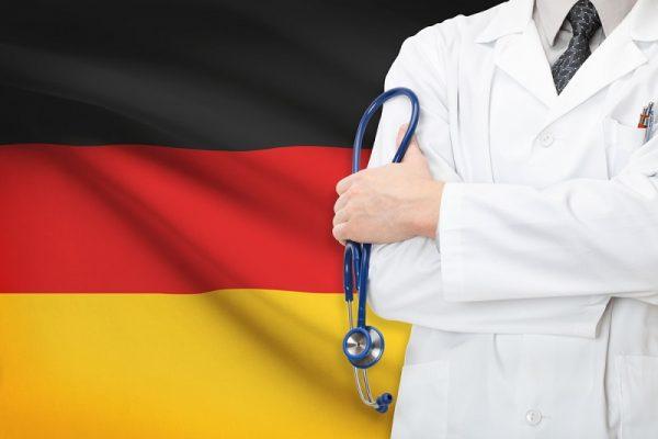 العلاج والصحة في ألمانيا