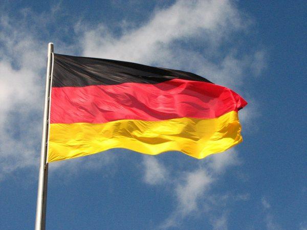 علم الدولة الألمانية