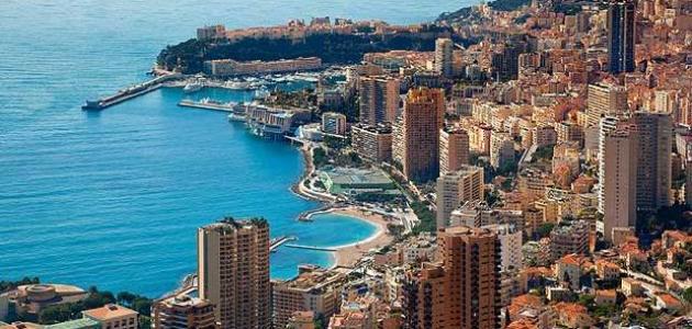 السفر للسياحة في موناكو