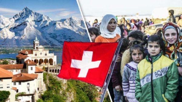 الهجرة الى سويسرا عن طريق الزواج