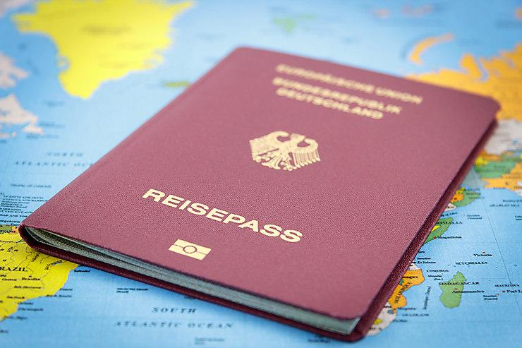فيزا شنجن المانيا للسياحة