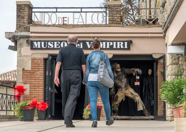متحف مصاصي الدماء