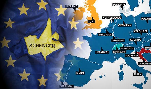 الدول الموقعة علي اتفاقية فيزا الشنجن
