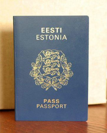 تأشيرة إستونيا