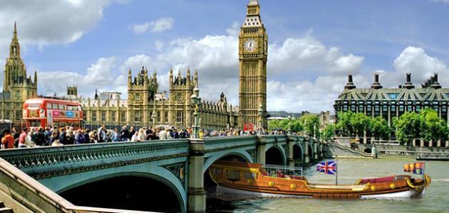 بريطانيا سياحة