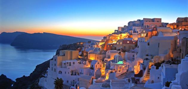 فيزا سياحة اليونان