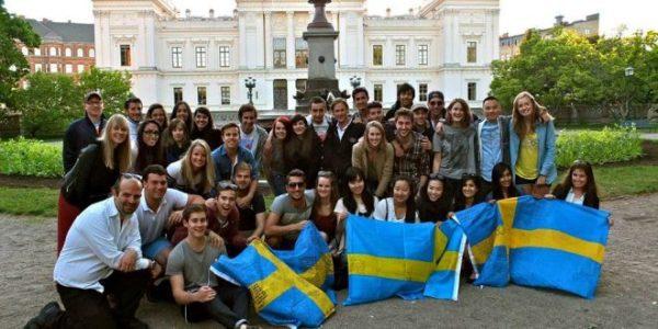 كيفية السفر للدراسة في السويد