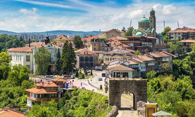 السفر الي بلغاريا