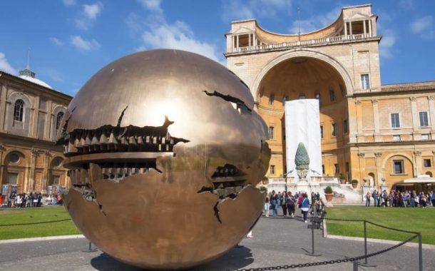 السياحة في الفاتيكان قلب العاصمة الايطالية
