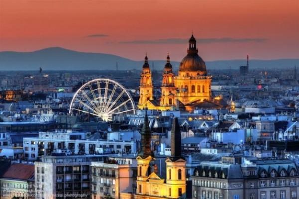 عاصمة المجر