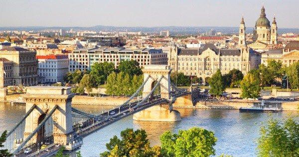 بودابست عاصمة المجر