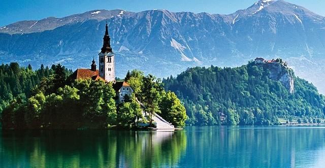 سلوفينيا بلد سياحى