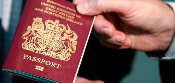السفر الى بريطانيا