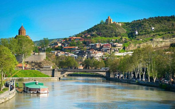 جورجيا تبليسي... تعرف على أشهر المعالم السياحية بها
