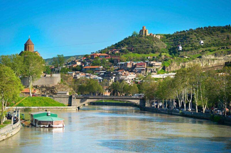 Photo of جورجيا تبليسي… تعرف على أشهر المعالم السياحية بها