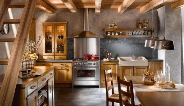 ديكور المطبخ الفرنسي