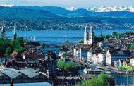 زيورخ سويسرا وأهم الأماكن السياحية