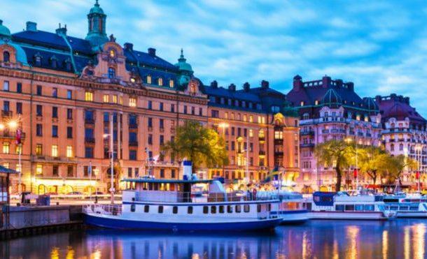 رحلتي الي ستوكهولم أهم مدن السويد الساحرة