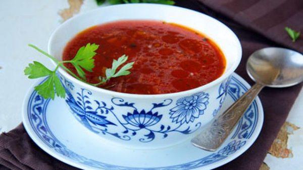 حساء البورسشت