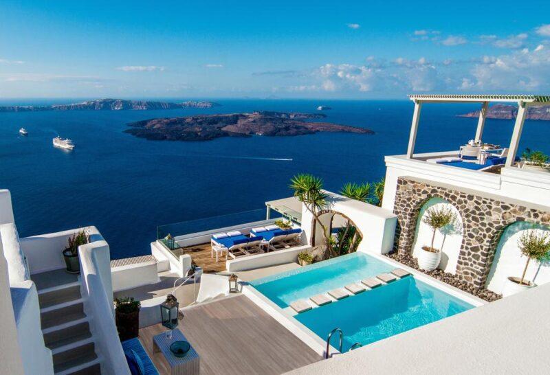 تكلفة السفر لليونان