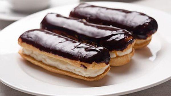 وصفة حلوى الاكلير