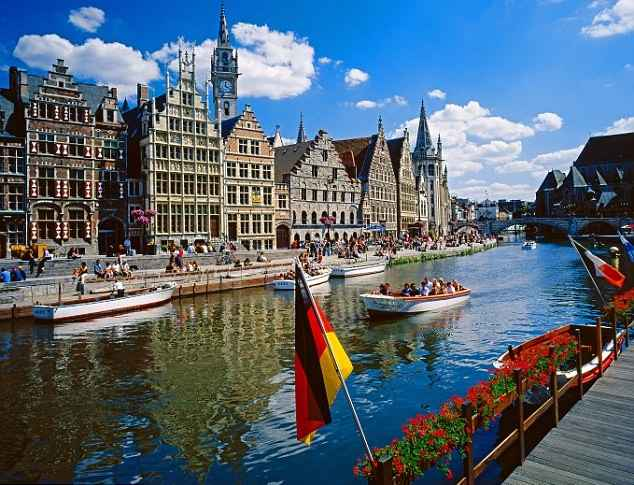 Photo of بلجيكا اين تقع … تعرف على بلجيكا إحدى وجهات السياحة فى أوروبا