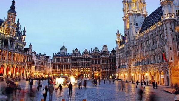 السفر الى بلجيكا