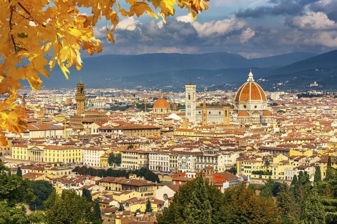 السفر إلى ايطاليا