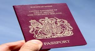 اللجوء الى بريطانيا