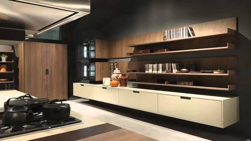 تصميم المطبخ الايطالى