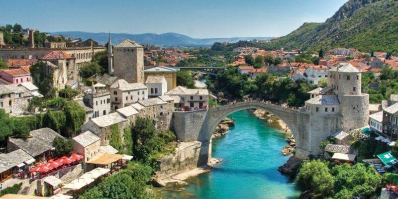 السفر الى البوسنة