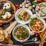 اكلات ايطالية يشتهر بها المطبخ الإيطالى