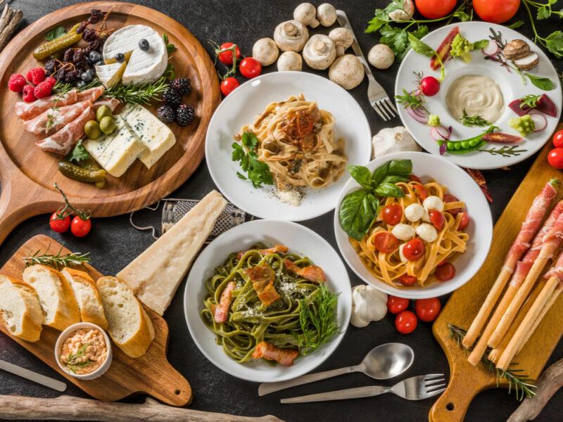 Photo of اكلات ايطالية يشتهر بها المطبخ الإيطالى