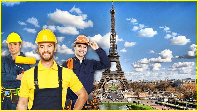 العمل في فرنسا