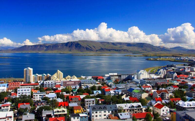مزايا العمل فى ايسلندا