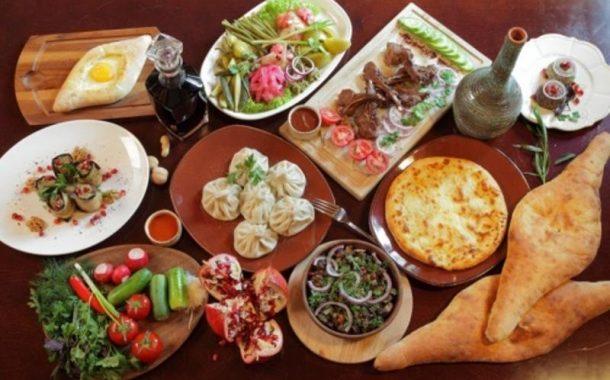 اكلات جورجية... تعرف على أهم الاطباق الرئيسية والمقبلات الجورجية