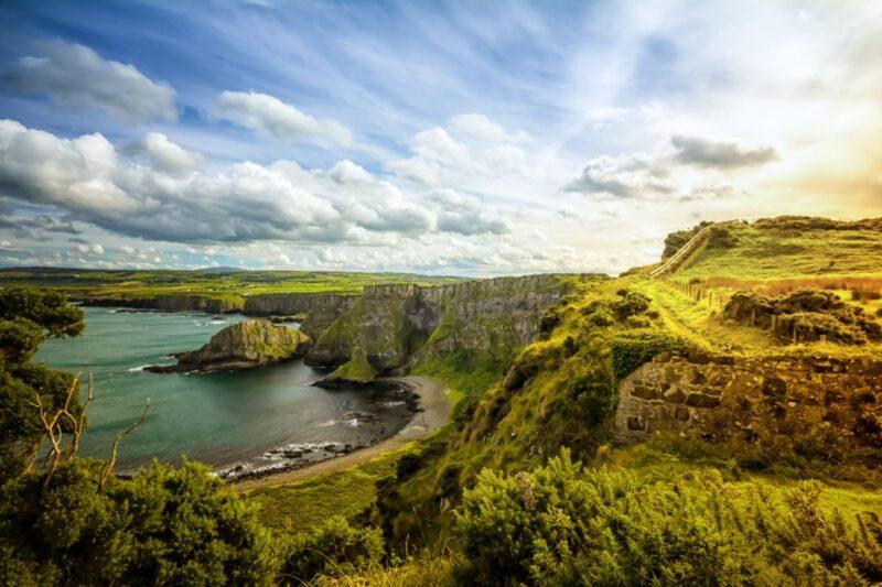 الاستثمار فى ايرلندا