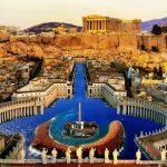 السياحة في اثينا مدينة الفنون والثقافة الأوروبية