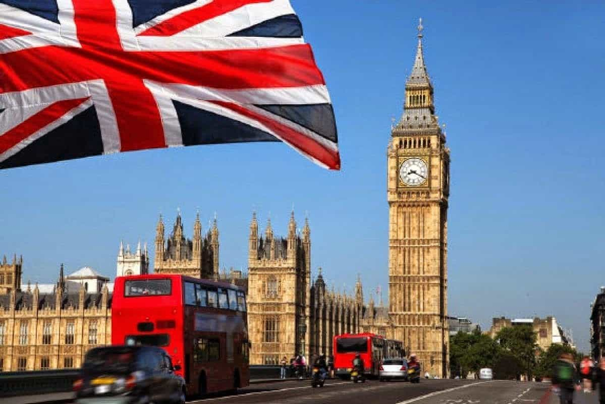 فيزا بريطانيا