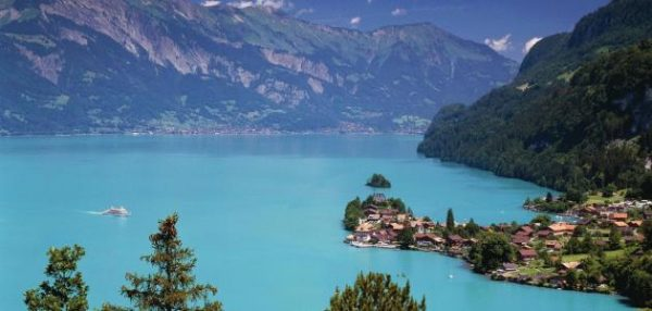 اروع بحيرات سويسرا