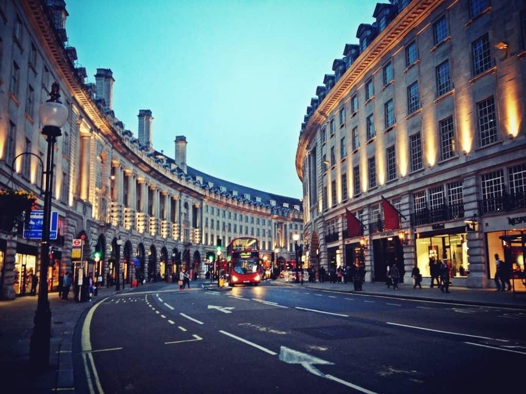 Photo of شوارع لندن …. تعرف على أشهر شوارع لندن السياحية