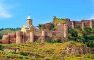 قلعة ناريكالا الأكثر شهرة فى تبليسى جورجيا