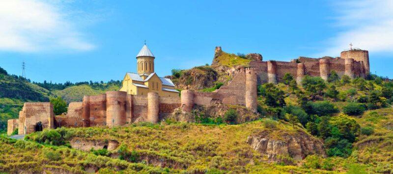 Photo of قلعة ناريكالا الأكثر شهرة فى تبليسى جورجيا