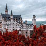 قصر نويشفانشتاين الأكثر زيارة فى أوروبا