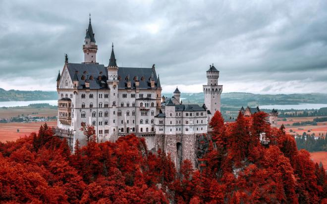 Photo of قصر نويشفانشتاين الأكثر زيارة فى أوروبا