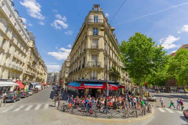 الحى اللاتينى بباريس