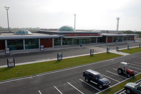 مطارات جورجيا