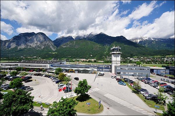 أهم المطارات فى النمسا