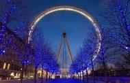 عين لندن من أشهر المعالم الترفيهية فى بريطانيا