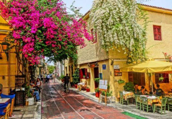 الأماكن الساحية فى اثينا